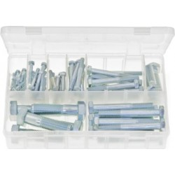 Assortment Box of Bolts High Tensile - Metric