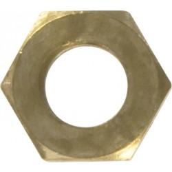 Exhaust Manifold Nuts - Brass