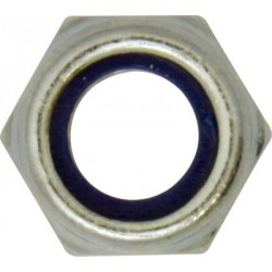 'Everyday' ESSENTIALS Nylon Lock Nuts - Metric