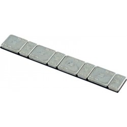 Adhesive Wheel Weights - Zinc Coated Steel