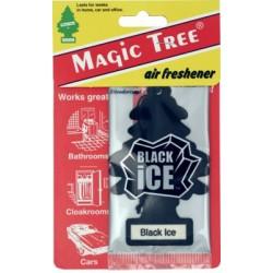 LITTLE TREE Air Fresheners - 'Black Ice'