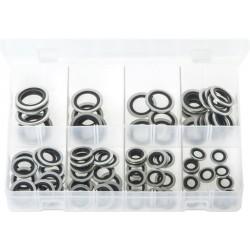 Assortment Box of Bonded Seals (Dowty Washers) - Metric
