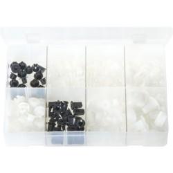 Assortment Box of Locking Nuts