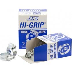 JCS 'Hi-Grip' Hose Clips - Boxed