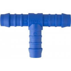 Assorted Pack of Nylon Hose Connectors - Tees