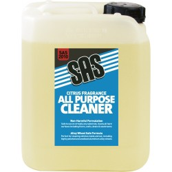 S.A.S Citrus Fragrance All Purpose Cleaner