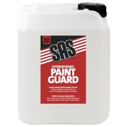S.A.S Hydrophobic Paint Guard
