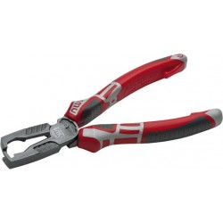NWS 'MultiCutter' 3-in-1 Wire Stripping Pliers