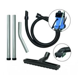 Commercial Wet & Dry Dual Floor Tool Vacuum Kit