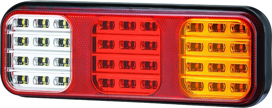 LED Multifunctional Tail Lamp - Stop/Tail/Indicator/Reverse