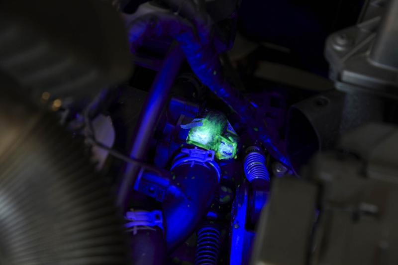Ring Automotive Uv Dye For Coolant Systems