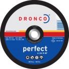 DRONCO 'Perfect' Metal Cutting Discs - Depressed Centre