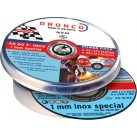 DRONCO '1 mm Inox Special' Flat Metal Cutting Discs In 'Lifetime-Plus' Tins