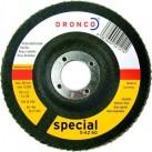 DRONCO 'Special' Zirconium Flap Discs