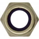 Stainless Steel Nylon Lock Nuts - Metric