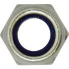 Nylon Lock Nuts - Metric