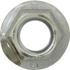 Serrated Flange Nuts - Metric