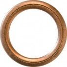 Sump Plug Washers - Oval Section Copper