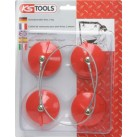 KS TOOLS Suction Holder Set