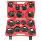 "KS TOOLS 3/8"" Drive Cup Form Oil Filter Socket Set"
