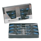 KS TOOLS 'ERGOTORQUEplus®' Tamper Proof TORX® Screwdriver Set