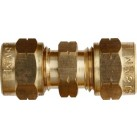 Brass Tube Couplings - Metric