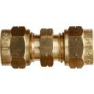 Brass Tube Couplings - Metric