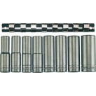 "TENG TOOLS 1/2"" Drive Deep Socket Set - 6 Point"