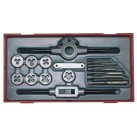 TENG TOOLS Rethreading Tap & Die Set