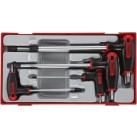 TENG TOOLS T-Handle Hex Drivers Set
