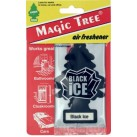 LITTLE TREE Air Fresheners - 'Black Ice'