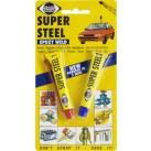PLASTIC PADDING 'Super Steel' Epoxy Weld