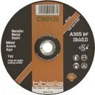 BIBIELLE Metal Cutting Discs - Depressed Centre
