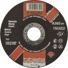 BIBIELLE 2.5 mm Thin Cut-offFlat Metal Cutting Discs
