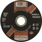 BIBIELLE 1.2 mm Thin Cut-offFlat Metal Cutting Discs