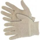 Knit Wrist Stockinette Gloves