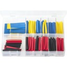 Assortment Box of Heat Shrink Tubing - 50 mm Lengths