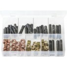 Assortment Box of Exhaust Manifold Studs & Nuts - Metric