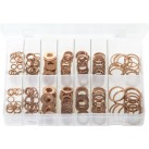 Assortment Box of Diesel Injector Washers