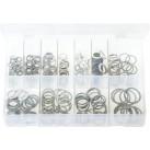 Assortment Box of Aluminium Washers - Metric