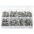 Assortment Box of Stainless Steel Set Screws - Metric