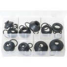Assorted Box of Dust Covers for Vehicle Ball Joints