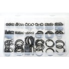 'Max Box' Assortment of Circlips Internal & External - Metric