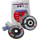 DRONCO Gloss Polishing Flap Disc KIt
