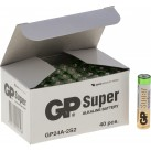 GP BATTERIES 'Super' Alkaline Batteries