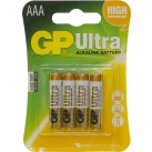 GP BATTERIES 'Ultra' Alkaline Batteries