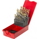 DORMER 'A002' HSS Jobber Twist Drill Set - Metric Set No. '204'