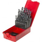 DORMER 'A100' HSS Jobber Twist Drill Set - Metric Set No. '204'