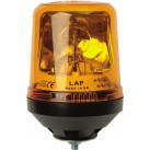 LAP ELECTRICAL Halogen Rotating Beacon - Magnetic Base