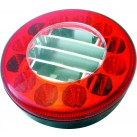 "5"" LED Tail Lamp - Fog/Reverse"